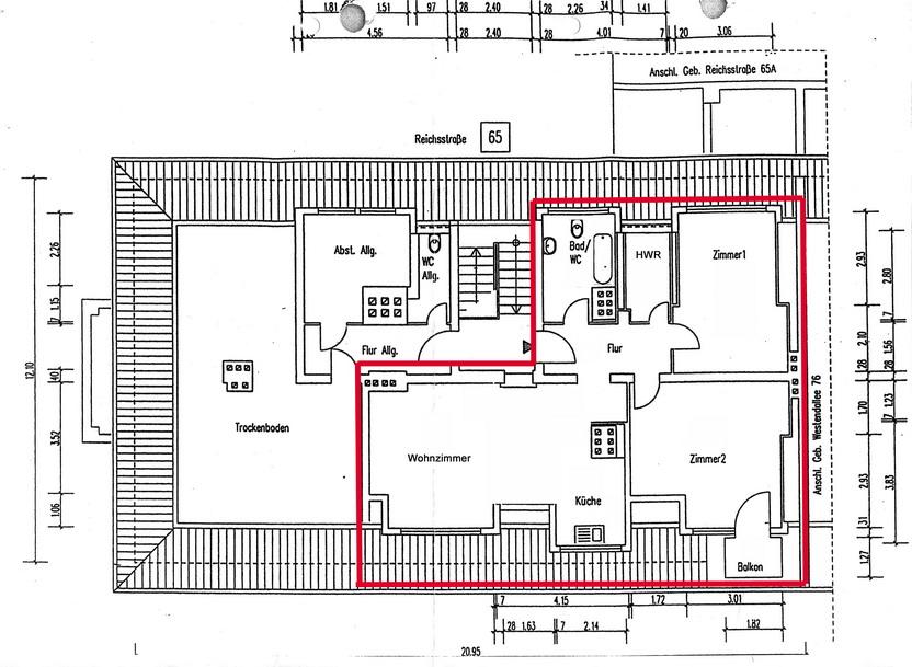 zu verkaufen 3 5 zimmer eigentumswohnung in berlin charlottenburg. Black Bedroom Furniture Sets. Home Design Ideas